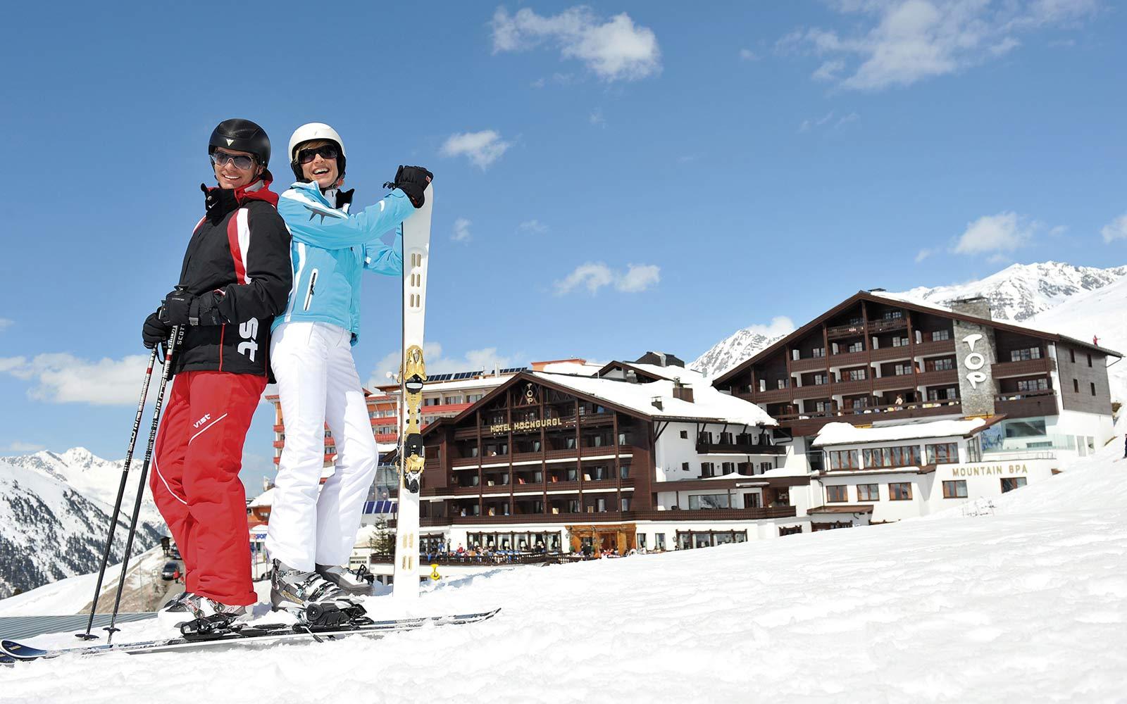 5 Sterne Superior Skihotel TOP Hotel Hochgurgl Tirol Austria - Niche Destinations