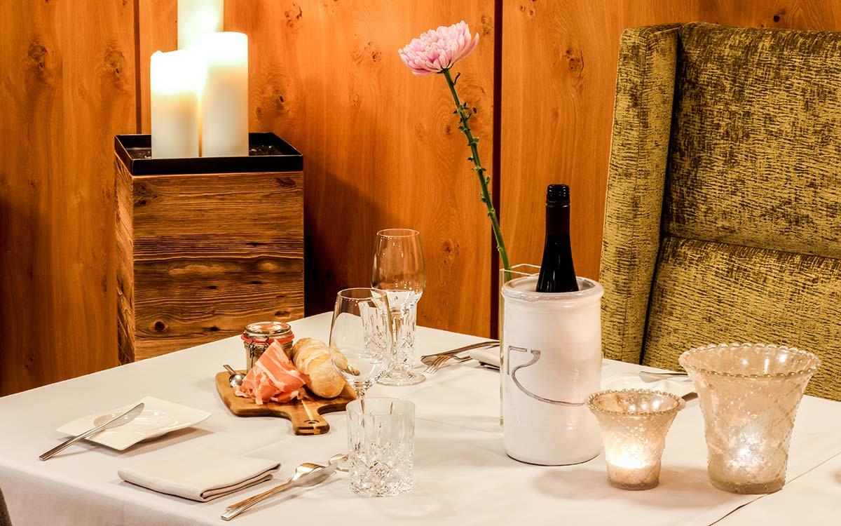 Advent experience 5-star gourmet Hotel Rosengarten Dinner