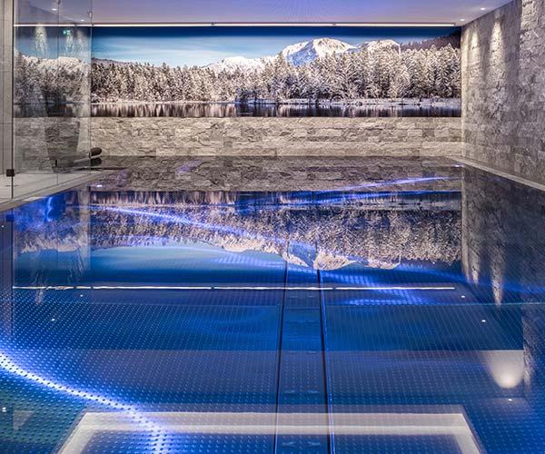 Advent experience 5-star gourmet Hotel Rosengarten SPA