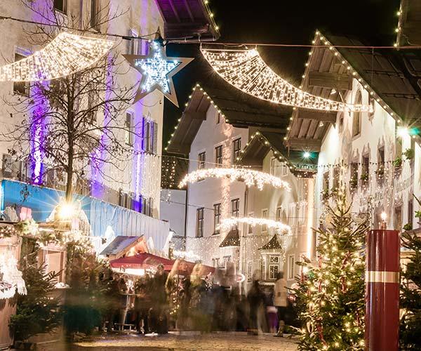 Advent experience 5-star gourmet Hotel Rosengarten christmas