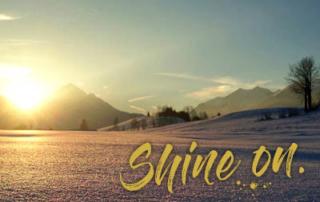 Beat seasonal depression Ayurveda resort Sonnhof Morning Shine on