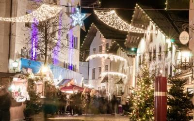 Christmas Getaway Hotel Rosenharten Kirchberg Tirol Christmas Market