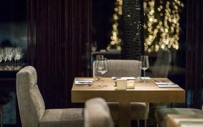 Christmas Getaway Hotel Rosenharten Kirchberg Tirol Dinner Setting