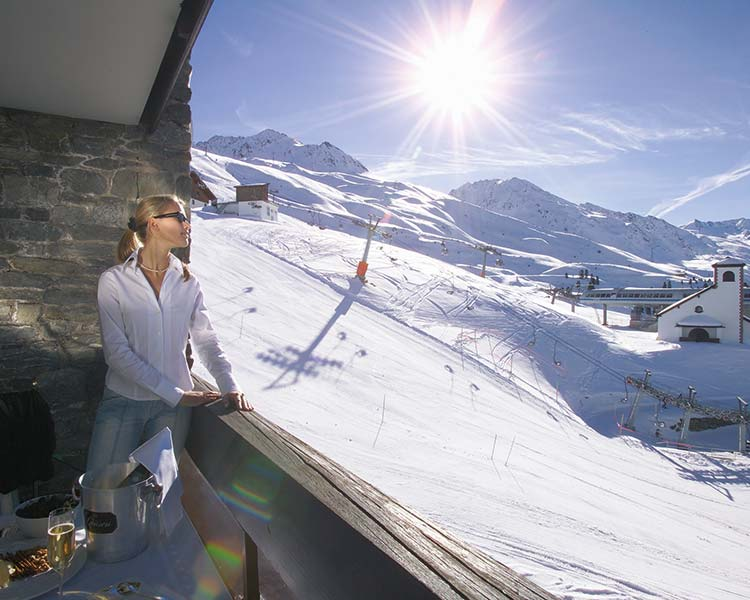 Experience one of the best ski resorts in Austria with TOP Hotel Hochgurgl