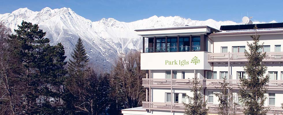 Health retreat to start the New Year at Park Igls Mayr clinic Press Release Hotel in Winter
