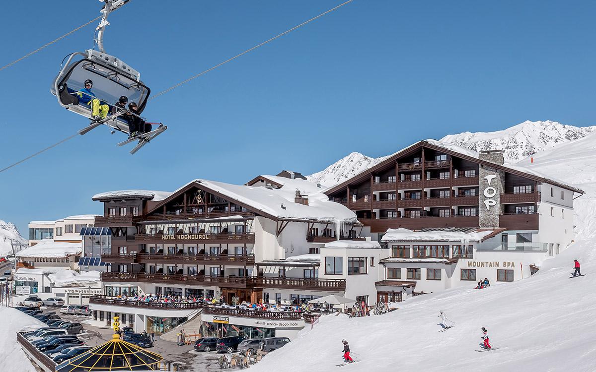 Relais Chateaux 5 star superior TOP Hotel Hochgurgl Ötztal Tyrol Austria Hochgurgl Obergurgl
