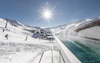 Relais Chateaux 5 star superior TOP Hotel Hochgurgl Ötztal Tyrol Austria SPA Hochgurgl Obergurgl