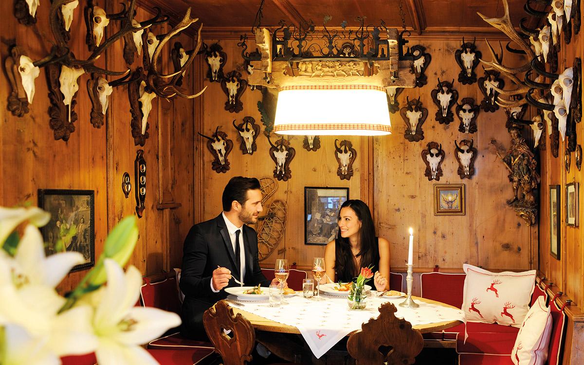 Relais Chateaux 5 star superior TOP Hotel Hochgurgl Ötztal Tyrol Austria restaurant