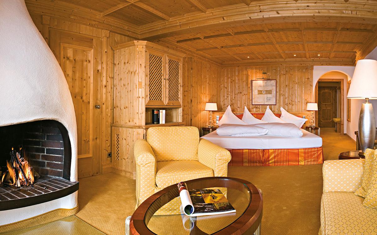 Relais Chateaux 5 star superior TOP Hotel Hochgurgl Ötztal Tyrol Austria room suite