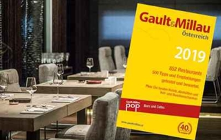 Gault&Millau 2019 Relais Chateaux Hotel Rosengarten Kirchberg Kitzbuehel Restaurant Simon Taxacher Tirol