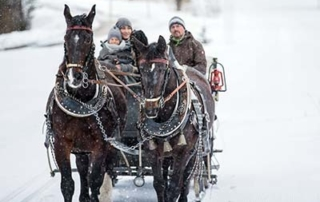 Christmas snow holiday in Tyrol Tirolerhof Ehrwald 4 Star Zugspitzarena Austria niche destinations