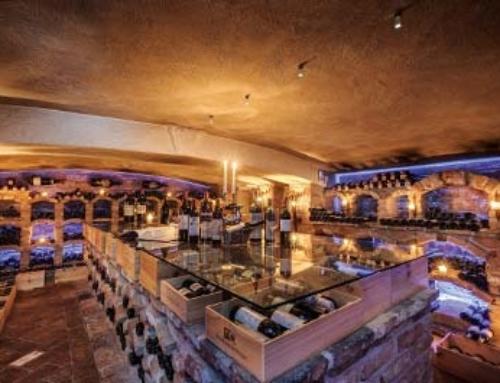 Wine tasting at SPA-HOTEL Jagdhof