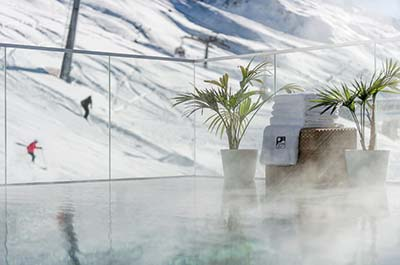 ski and spa TOP Hotel Hochgurgl Skiresort Hochgurgl Obergurgl Gurgl SPA relax