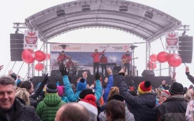 apres-ski Schlager Open Air Family Hotel Tirolerhof Ehrwald Zugspitzarena 2018