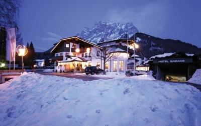 apres-ski Schlager Open Air Family Hotel Tirolerhof Ehrwald Zugspitzarena Tyrol Austria