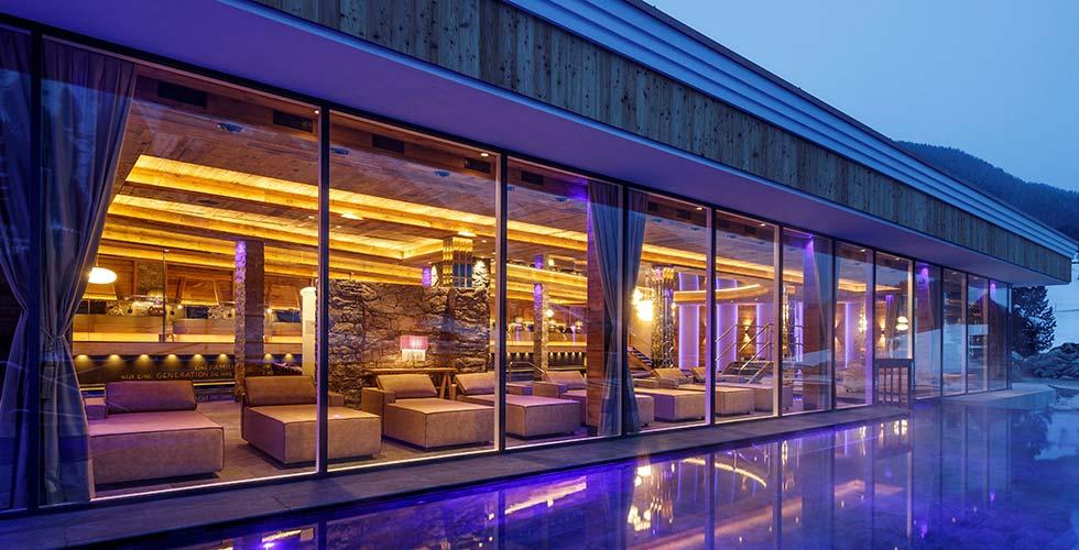 4-Star-Superior Wellnesshotel Plunhof South Tirol Italy Spa Minera