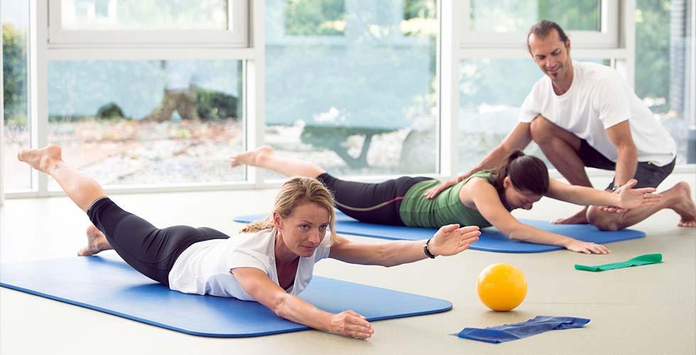 Fasting at Mayr Clinic Park Igls Modern Mayr Medicine Innsbruck Tirol Austria exercise and fitness