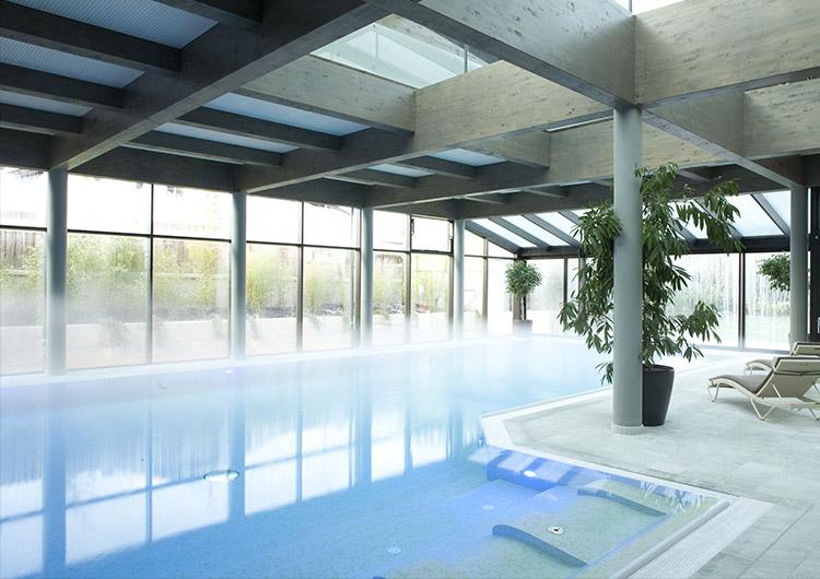 Winter Cleanse – Modern Mayr Medicine at Park Igls Mayr clinic Innsbruck Tyrol Austria – Park Igls Pool