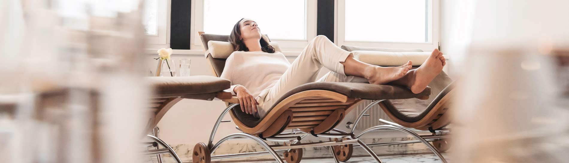 Winter Cleanse – Modern Mayr Medicine at Park Igls Mayr clinic Innsbruck Tyrol Austria – Relax Lounge