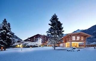 Winter holiday SPA-HOTEL Jagdhof Neustift Tyrol Winter at Jagdhof