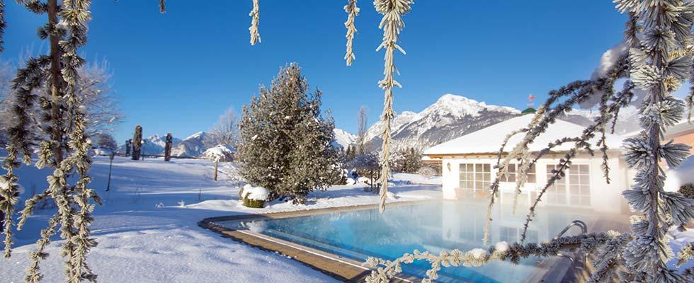 Winter sports destinations Austria South Tyrol Hotel Pirchner Hof Winter