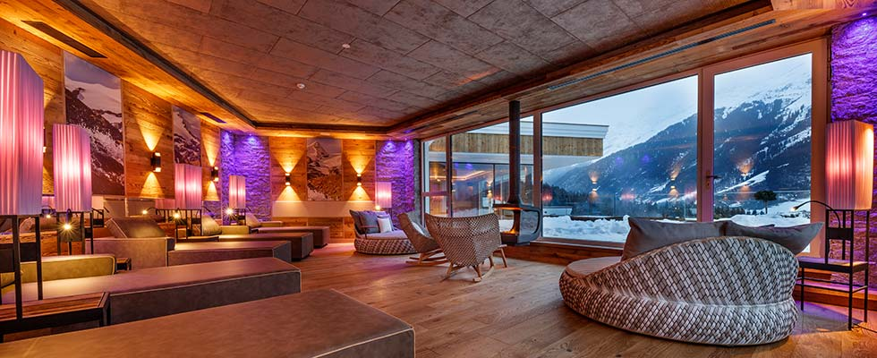 Winter sports destinations Austria South Tyrol Hotel Plunhof Aqua Minera Spa South Tyrol