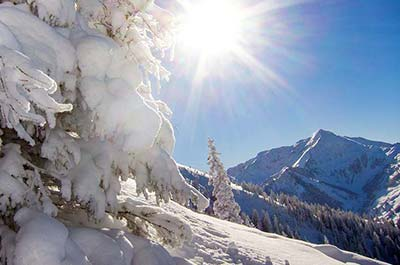 Winter sports destinations Austria South Tyrol The place to be