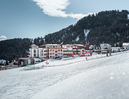 Ski-in, ski-out at 5-star Schlosshotel Fiss