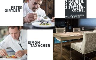 Gourmet Event Peter Girtler und Simon Taxacher Relais Chateaux Rosengarten Kirchberg Kitzbuehel (3)