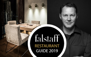Restaurant Gourmet Guide Falstaff 2019 Restaurant Simon Taxacher Hotel und Restaurant Rosengarten Kirchberg Tirol Austria (2)
