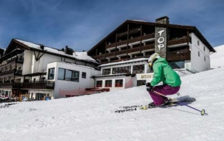 Easter skiing holiday at TOP Hotel Hochgurgl Tyrol Austria