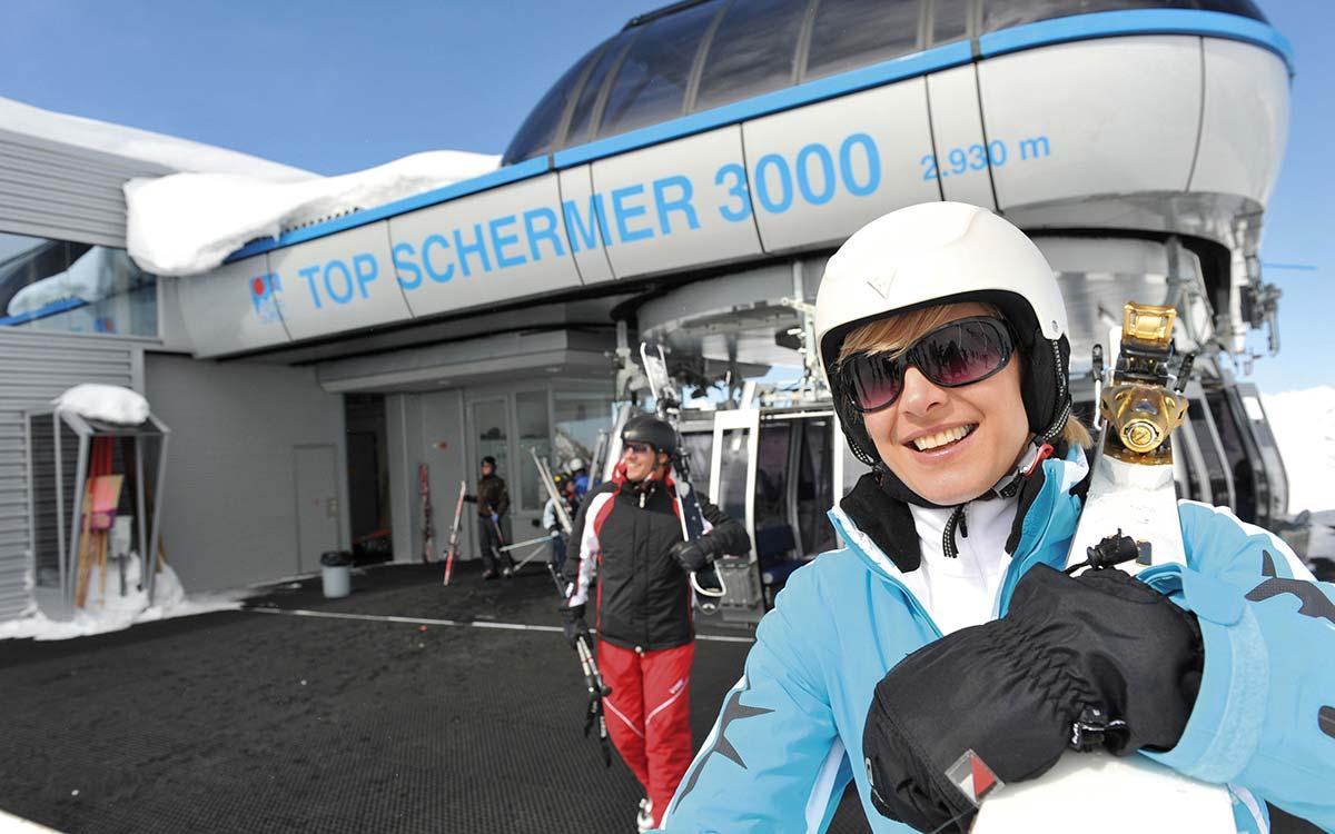 Skiing in April at 5-star superior TOP Hotel Hochgurgl Obergurgl Hochgurgl (3)