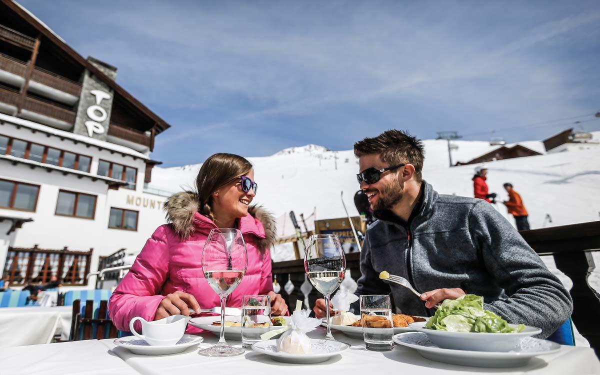 Skiing in April at 5-star superior TOP Hotel Hochgurgl Obergurgl Hochgurgl (4)