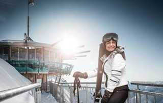 Skiing in April at 5-star superior TOP Hotel Hochgurgl TOP Mountain Star Obergurgl Hochgurgl