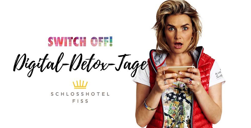 Digital Detox Beef Club 5 Sterne Hotel Schlosshotel Fiss Tirol