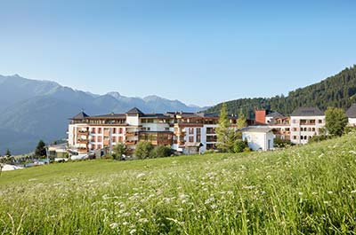 Summer news from Schlosshotel Fiss: slow down in Austria