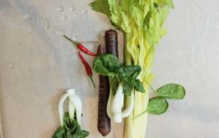 Stoffwechsel Park Igls Gesundheitszentrum Tirol Moderne-Mayr-Medizin Gemüse Ernährung