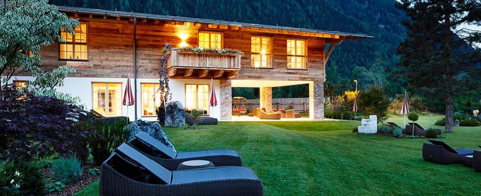 5 Star hotels Tyrol Jagdhof Stubai Valley