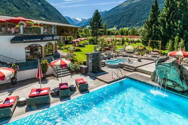 5-Star-hotels-Tyrol-Jagdhof-Stubai-Valley