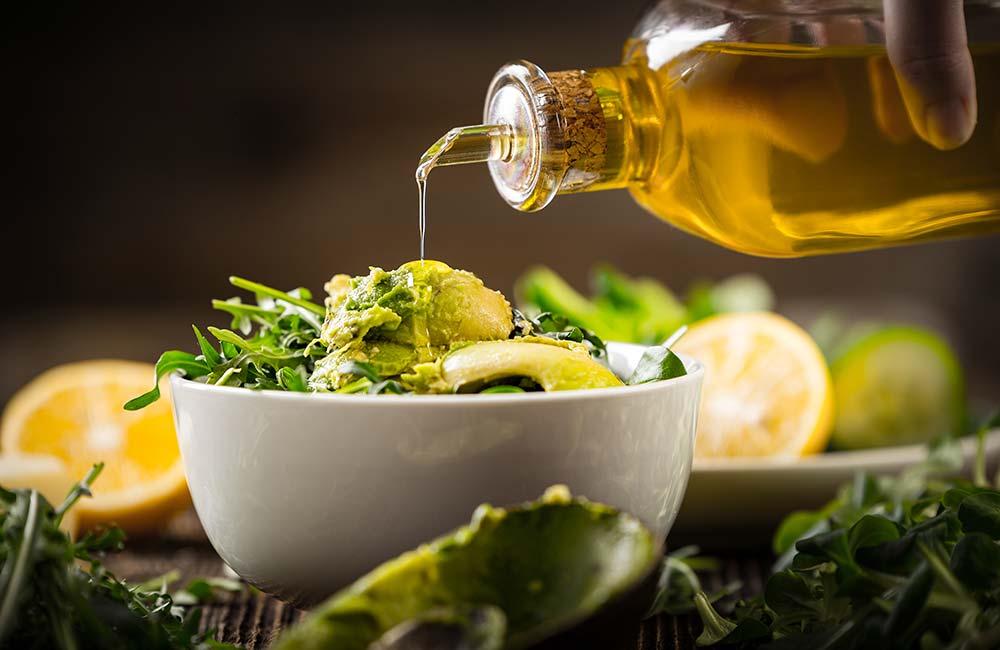 European Ayurvedic recipe - A feel-good summer salad