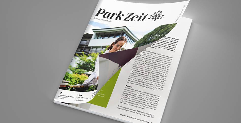 Modern Mayr Medicine news from the Park Igls Mayr clinic in Austria