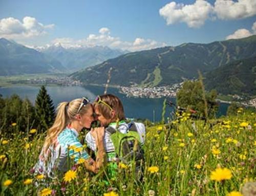 Summer breaks at the Alpenblick
