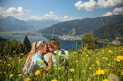 Romantic breaks at the 4-star Sporthotel Alpenblick in Zell am See SalzburgerLand Austria