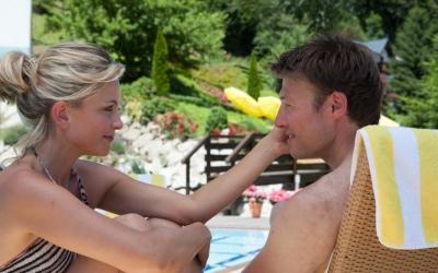 Romantic breaks at the 4-star Sporthotel Alpenblick in Zell am See SalzburgerLand Austria