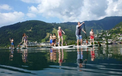 Summer family holiday at the 4-star Sporthotel Alpenblick in Zell am See - Teenager Summer Days