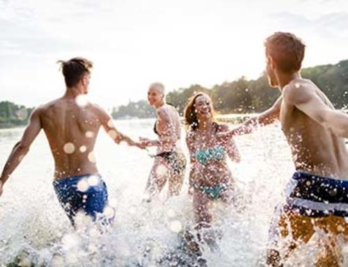 Teenager Summer Days