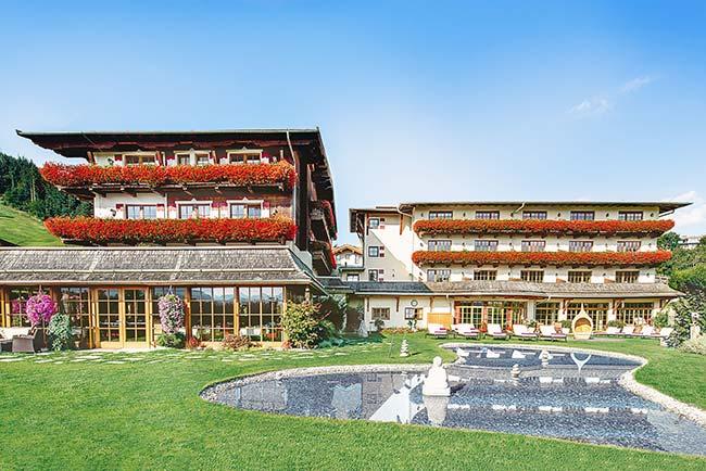Ayurveda Resort Sonnhof European Ayurveda exterior