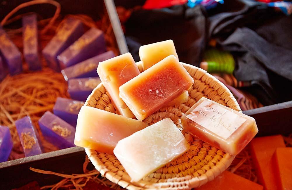 Morocco Essaouira argan oil products