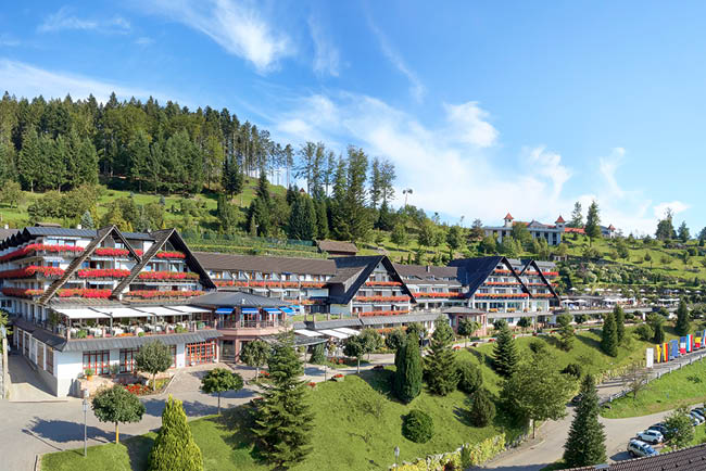 Niche Destinations hotel collection Dollenberg Schwarzwald Resort