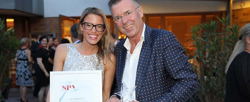 SPA Star Award 2019 für European Ayurveda